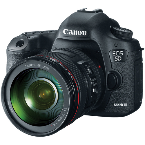 Canon 5D Mark III camera rental